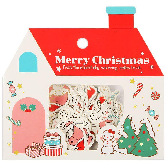 A Sanrio Characters Seal ☆ Sanrio Christmas Design Series