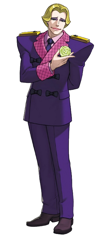Florent L'Belle - Ace Attorney Wiki - Wikia