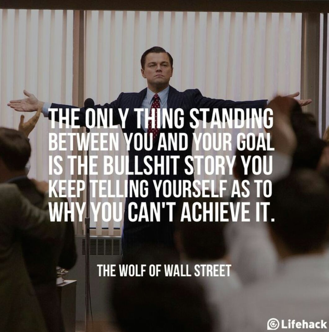 Wall Street Quotes Get Motivated The Wolf Of Wall Street Quote  Motivation & Wisdom