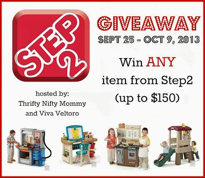 Step 2 giveaway - ends 10/9 #giveaway #usa