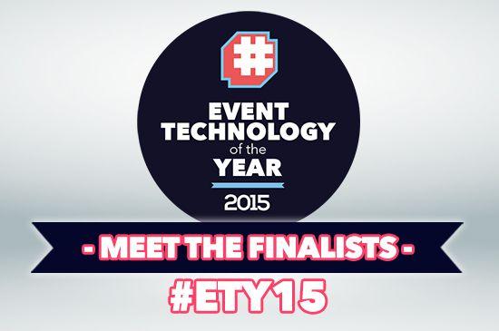 Meet The Finalists Of Ety15 Event Technology Event Tech Technology