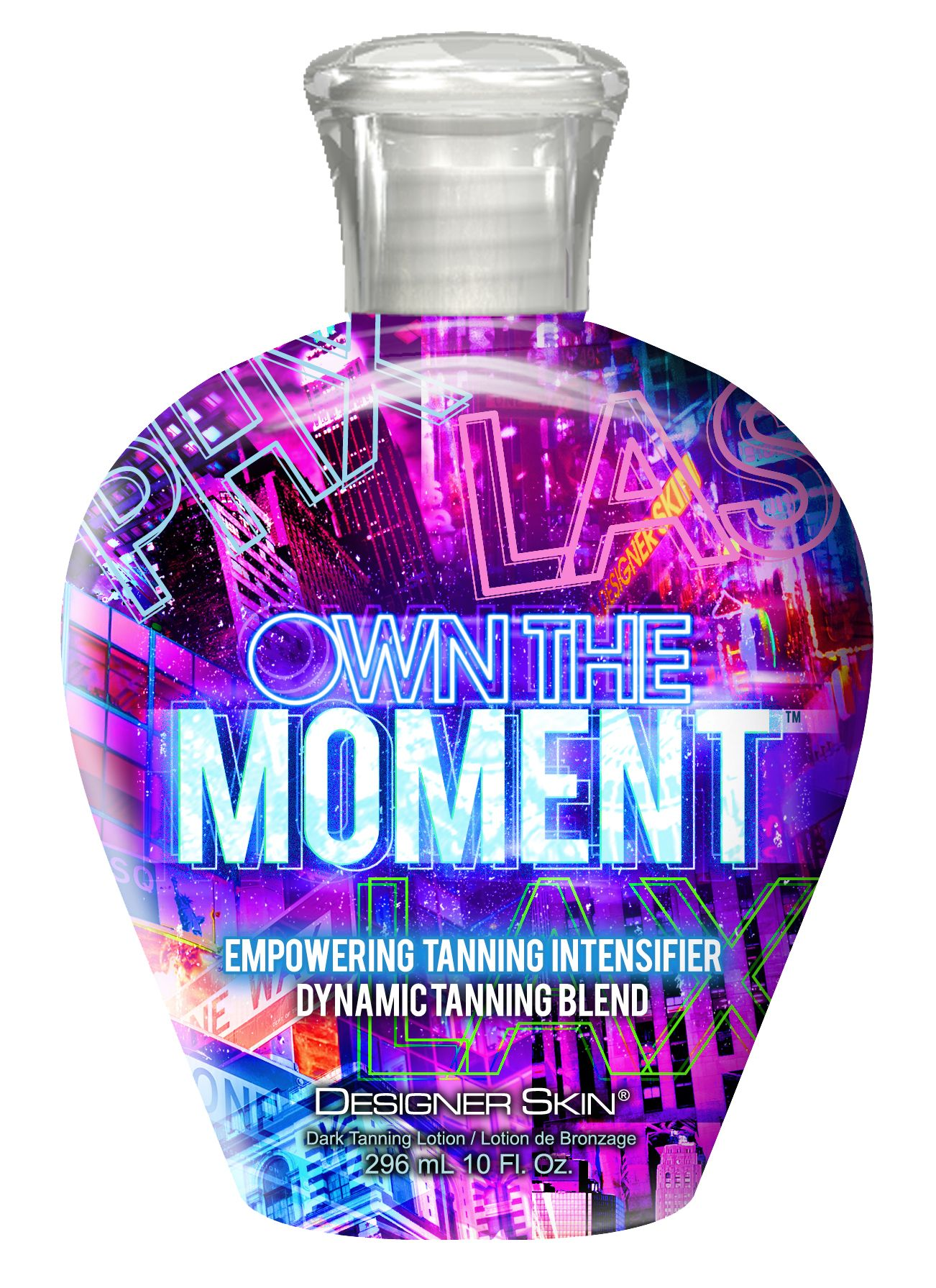Own the Moment™ Empowering Tanning Intensifier 2015