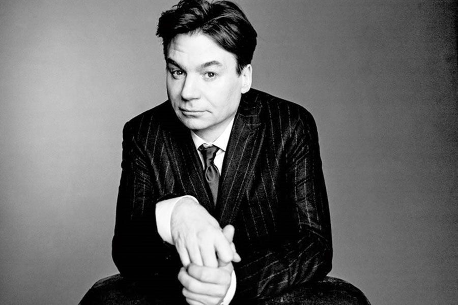 Comedian mike myers on what being canadian means to him