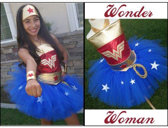 wonder women costume 5 pc set Wonder Woman Pinterest Woman - diy halloween costume ideas for women