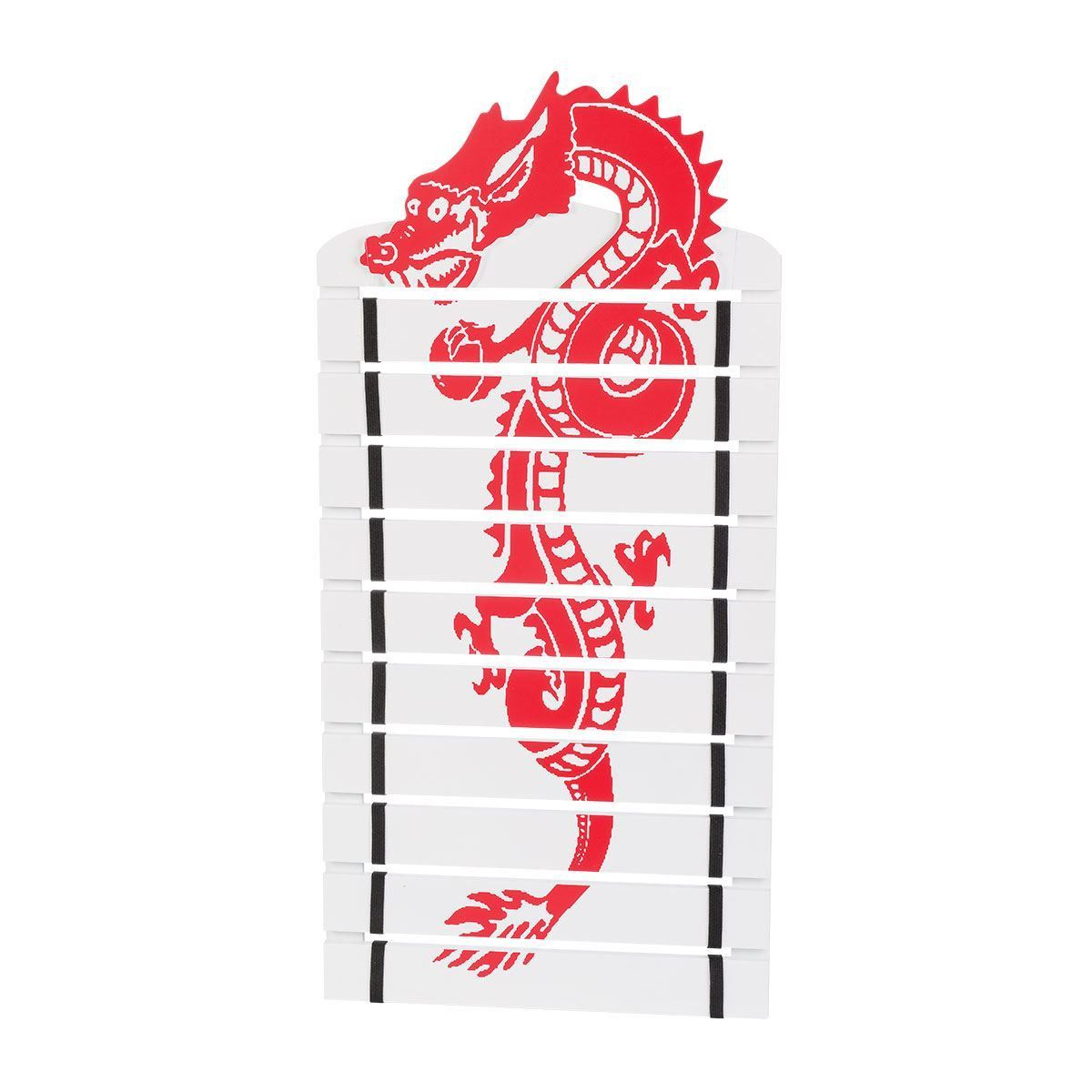 Century martial arts dragon belt display belt display