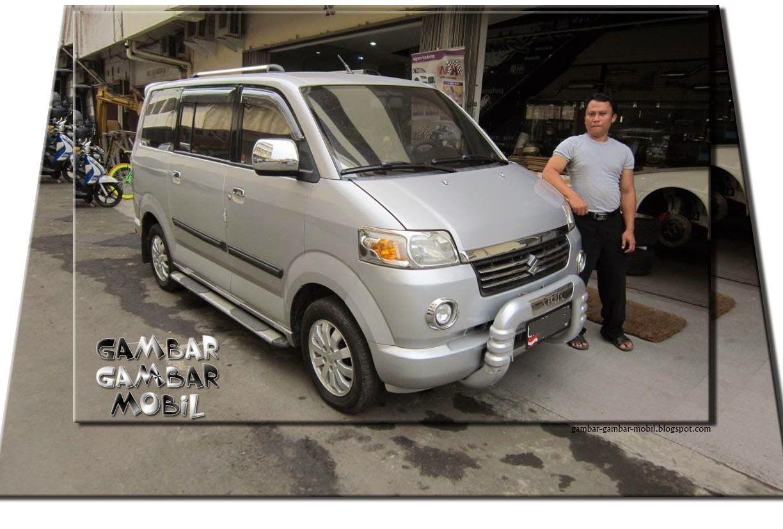 Foto Modifikasi Mobil Suzuki Apv Katana Dan