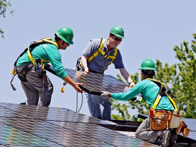 Solar City Elon Musk invested in & helped launch