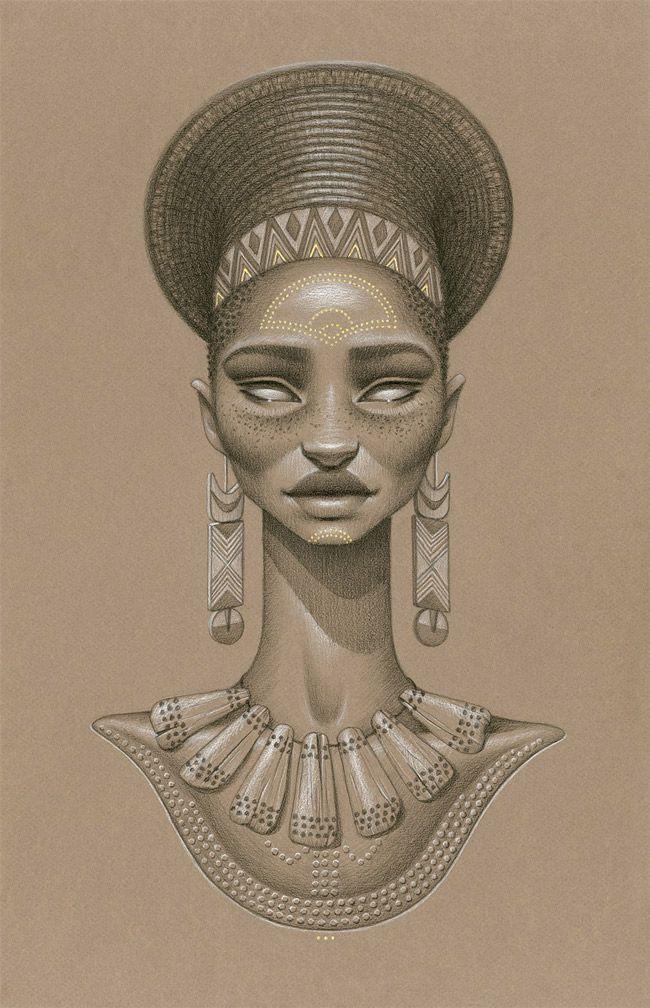 Resultado de imagem para Deusa do Sol Khwezi sara golish