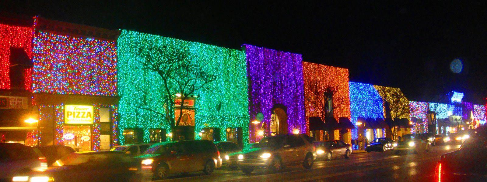 My Hometown Rochester Michigan I Lovvvve Christmas Time Christmas Lights Holiday Lights Outdoor Christmas