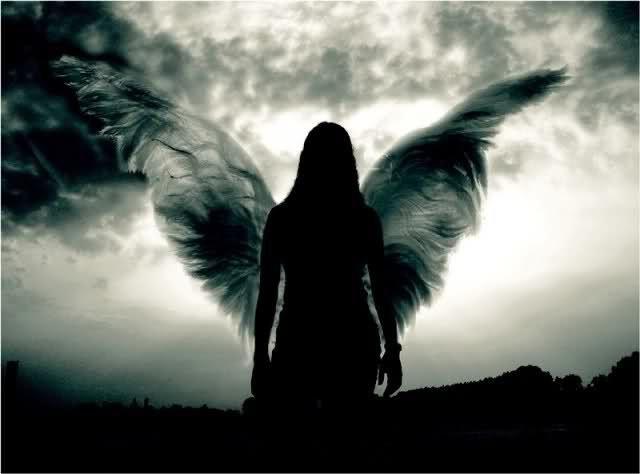 Dark Angel   Du kannst mich nicht sehen,