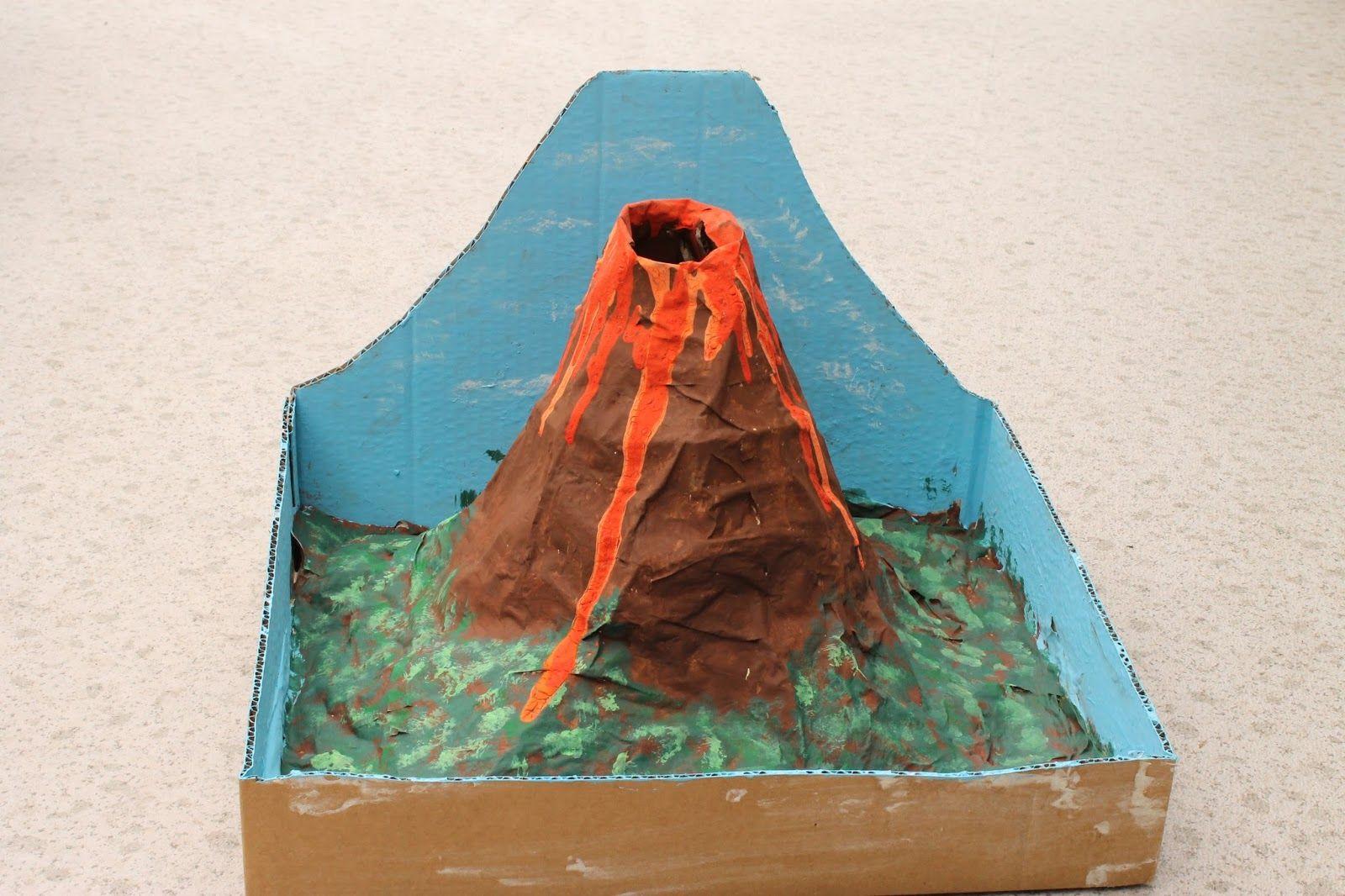 Essay on Volcanoes | Geology