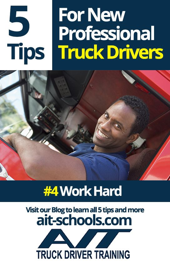 AIT Truck Driver Training is an organization dedicated to training - driver trainer sample resume