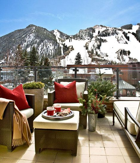 Rocky Mountain Holiday   Whistler, Outdoor living and Spaces
