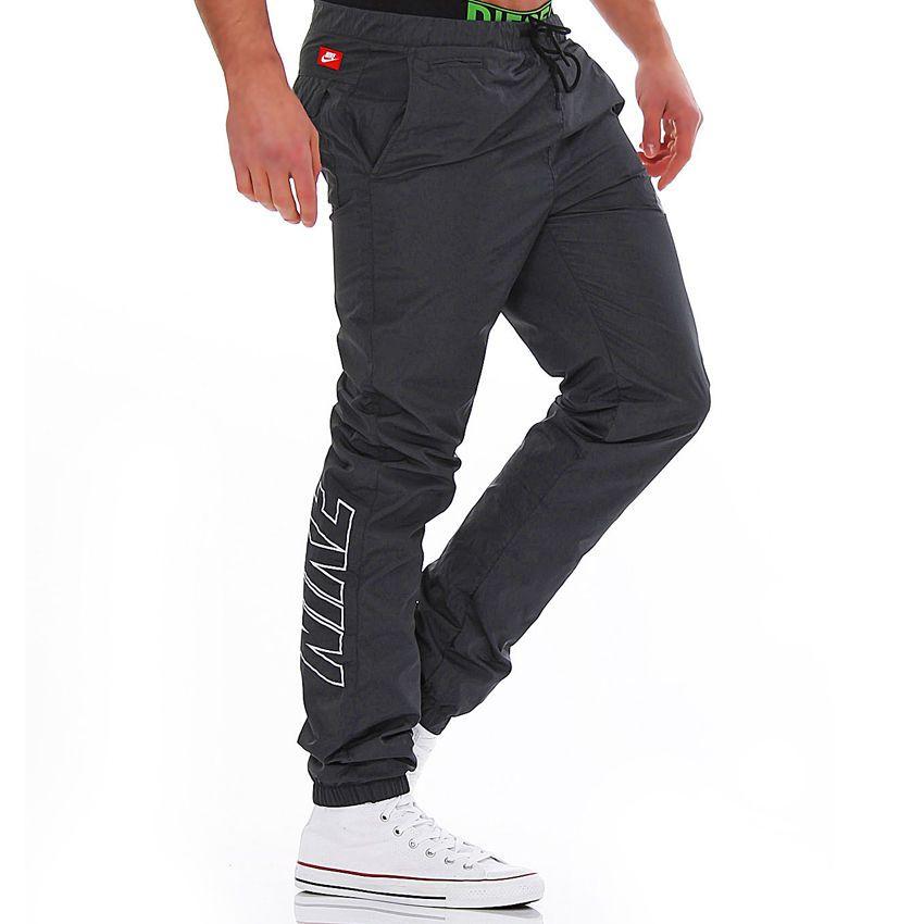 nike mens homme herren sporthose jogging hose pant dunkelgrau jogging pants pinterest. Black Bedroom Furniture Sets. Home Design Ideas
