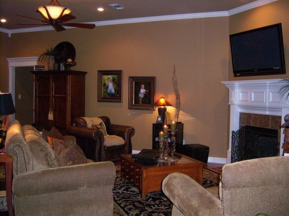 Tuscan Colors For Living Room | Tuscan Paint Colors Http://www.roomzaar
