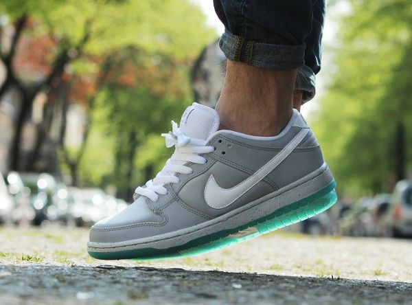 new concept faa82 1e422 Nike Dunk Low SB Marty Mcfly post image