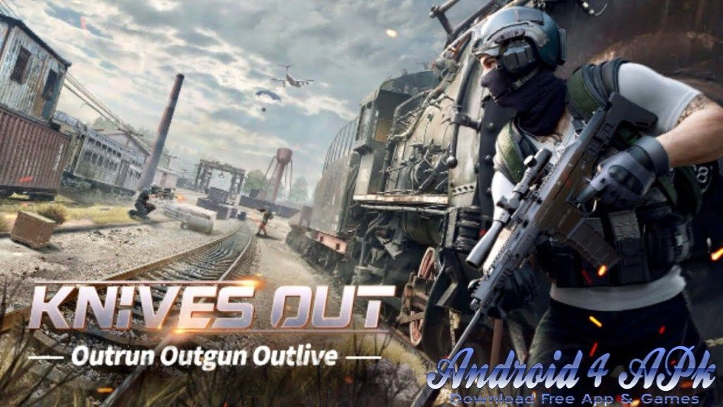 Knives Out APK + Obb For Android Download Free,Knives Out Apk Data