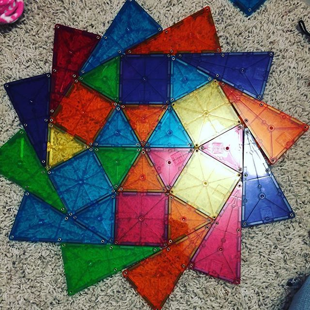 My favorite toy that cora has is hands down magna tiles. Although ...