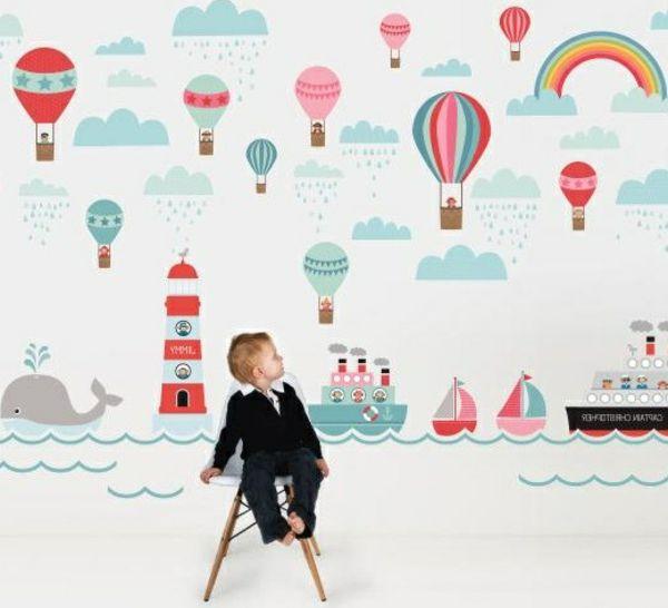 Atemberaubende Wand Aufkleber  - http://wohnideenn.de/dekoration/12/wand-aufkleber.html #Dekoideen, #Dekoration, #Wanddeko