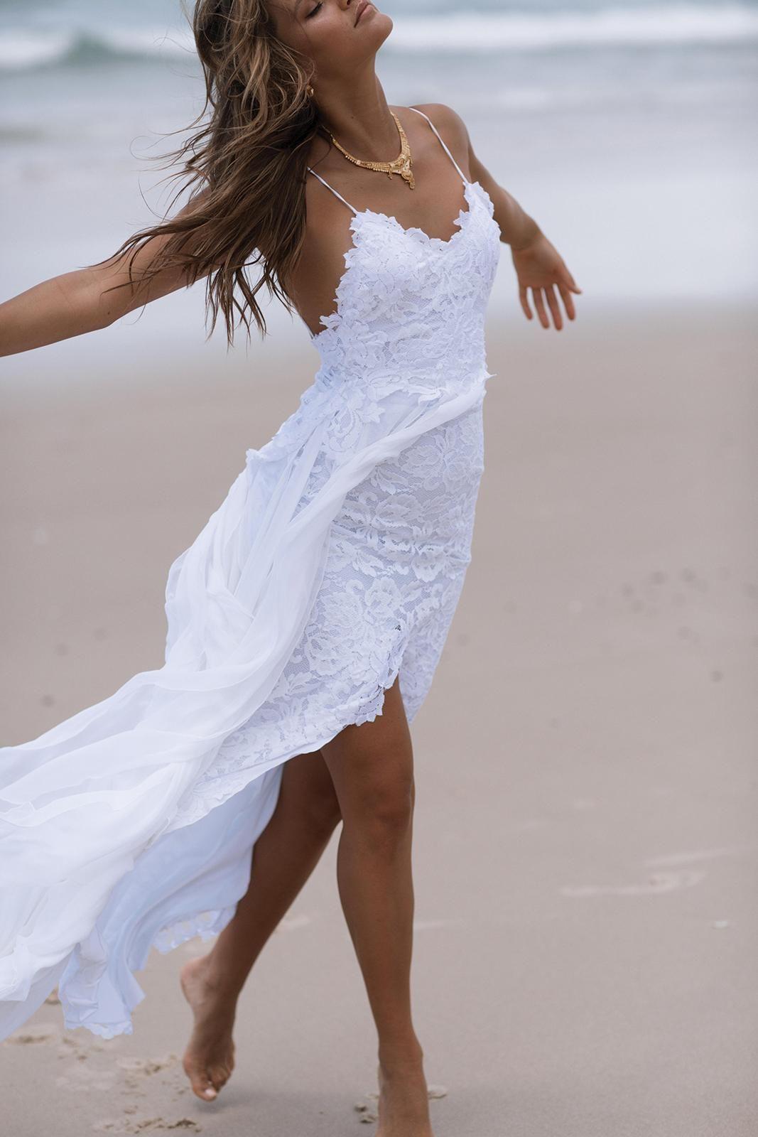 Shop Hollie 2.0 Beach style wedding dresses, Casual