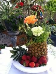Image result for jamaican themed table settings