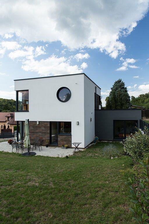 MAISON BOIS SUR TERRAIN EN PENTE maison Pinterest Architecture - plan de maison sur terrain en pente