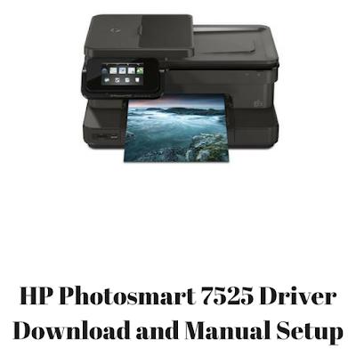 hp photosmart 7525 driver download and manual setup for mac windows rh pinterest ca hp photosmart 7520 manuel hp photosmart 7520 manuel