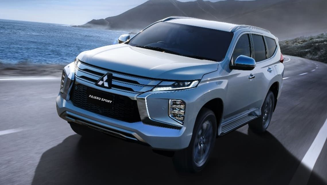 Review 2020 Mitsubishi Pajero Sport Release Date Australia And Images Feels Free To Follow Us Di 2020