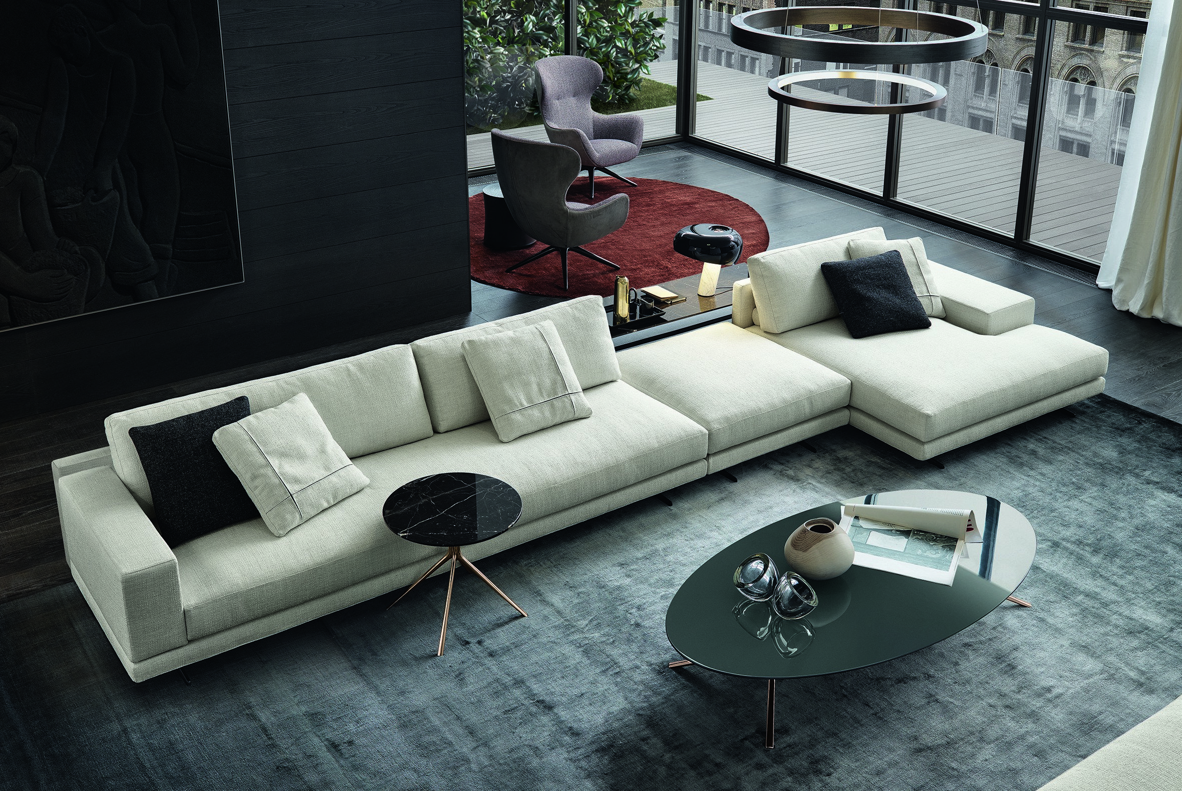 10 great modern sofas photos architectural digest