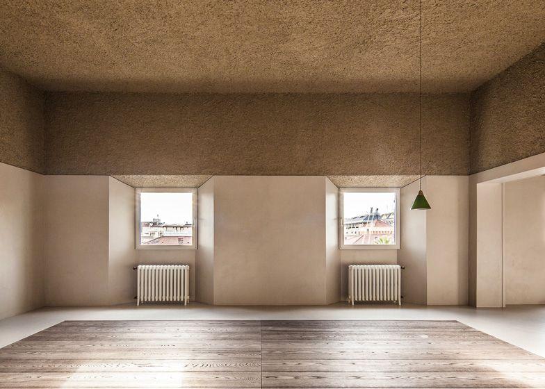 Antonio cardillo house of dust architettura residenziale for Architettura interni case