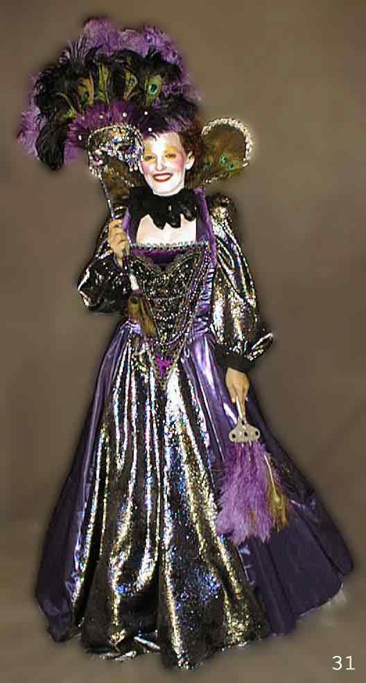 Masquerade ball gown with hand held mask Makeup and Elizabethan ...