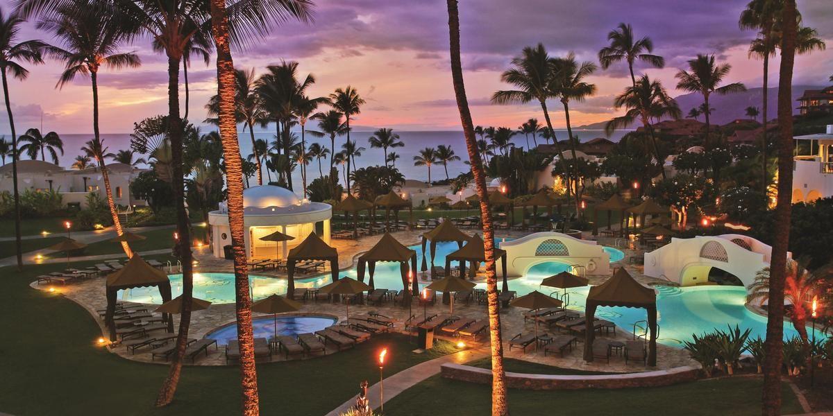 The Fairmont Kea Lani Maui Resort Weddings