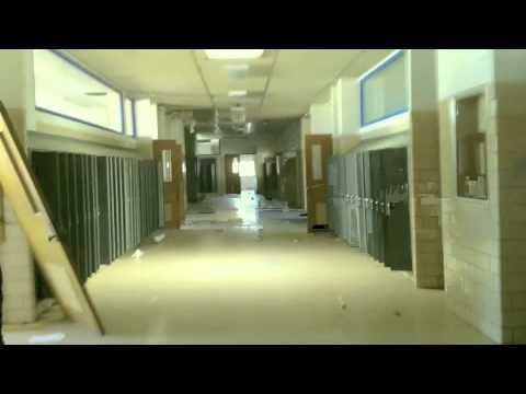 Old John Marshall High School Oklahoma City OM