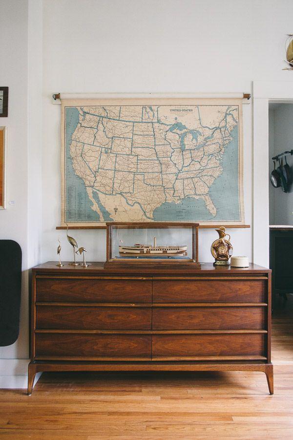 WELCOME TO HOMESTEAD 05   Lane Mid Century lowboy dresser, vintage ...