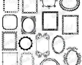 simple clip art designs