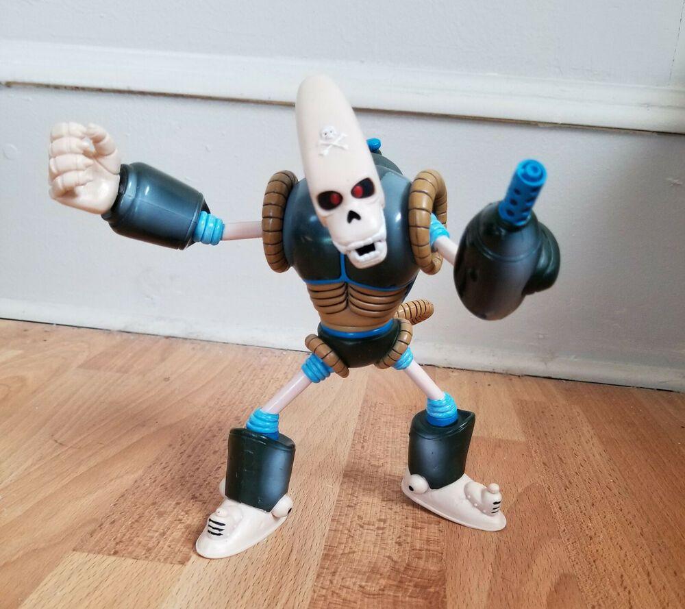 fe4567ebd3c22 Dragonball Z Pirate Robot Action Figure Jakks 2003 Skeleton | Random ...