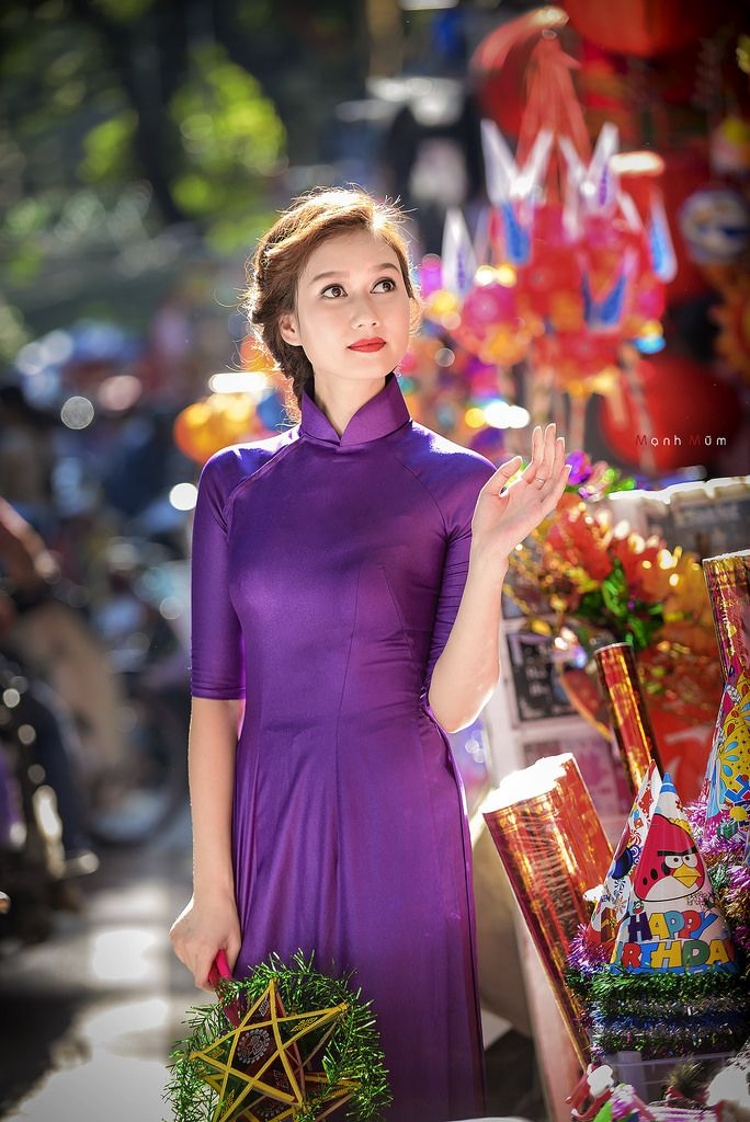 Pin de Trancuongdad@gmail.com en Vietnamese long dress 4 | Pinterest
