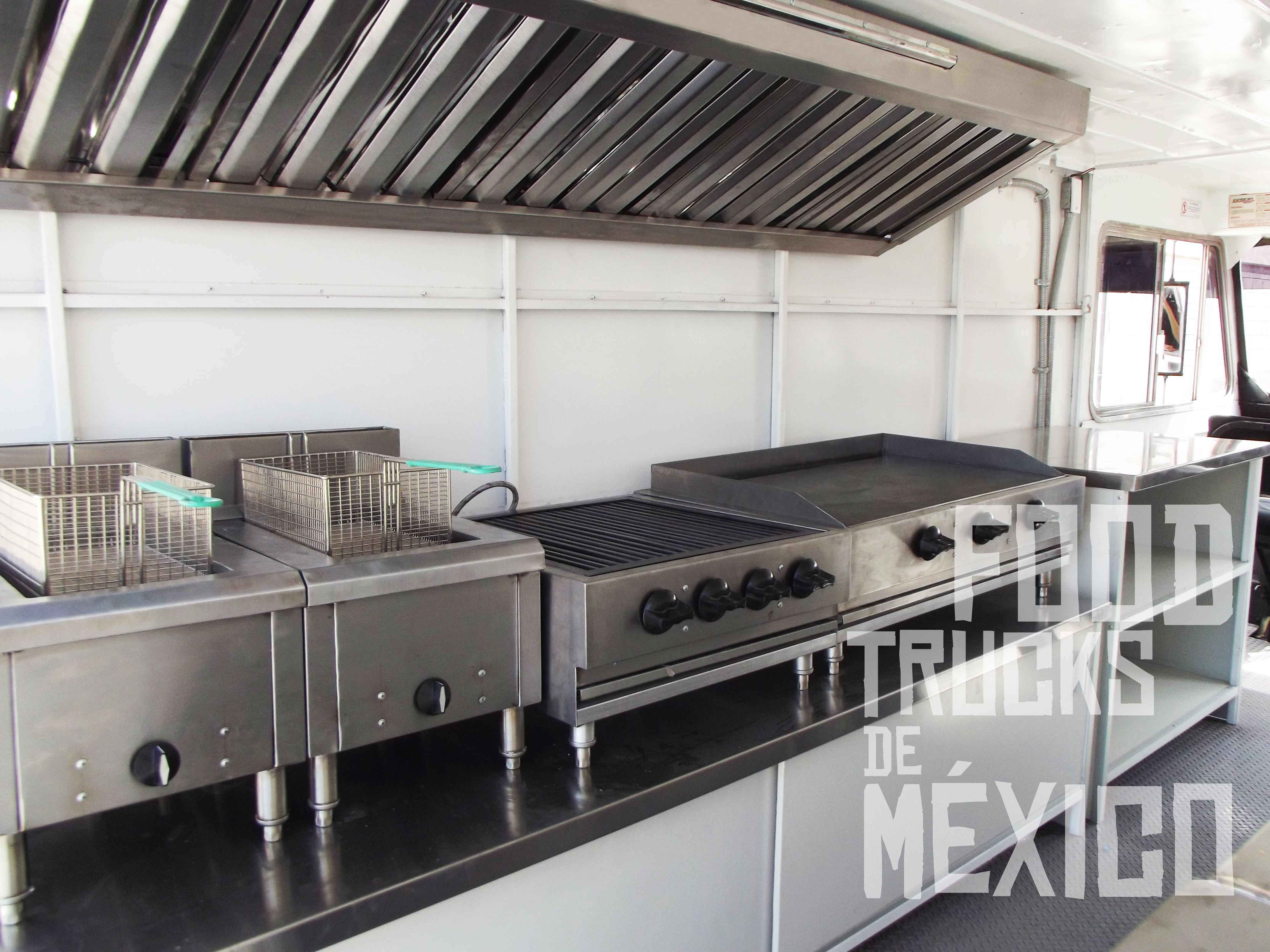 La lonchera proyecto entregado vanette modelo 96 con - Extractores para cocinas ...