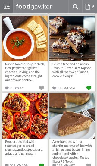 Get the foodgawker app for ios and find the best food blogger food get the foodgawker app for ios and find the best food blogger recipes forumfinder Images
