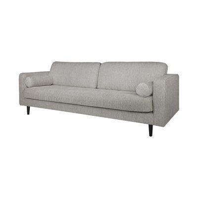 Marvelous Corrigan Studio Shane Sofa Upholstery Light Gray Products Inzonedesignstudio Interior Chair Design Inzonedesignstudiocom