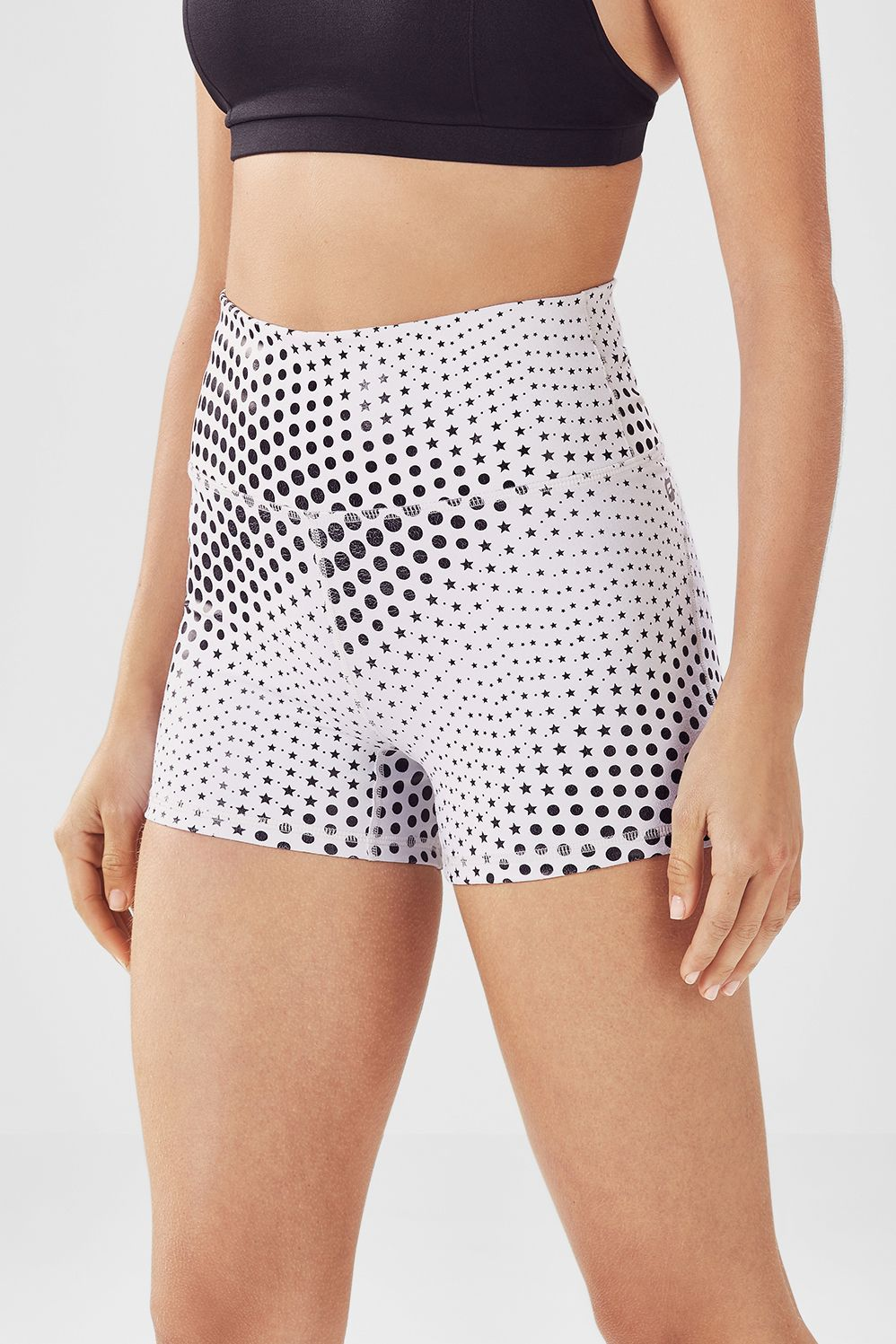 e4e2f43d3eb High-Waisted Solid PowerHold® Short | Workout clothes - fabletics ...