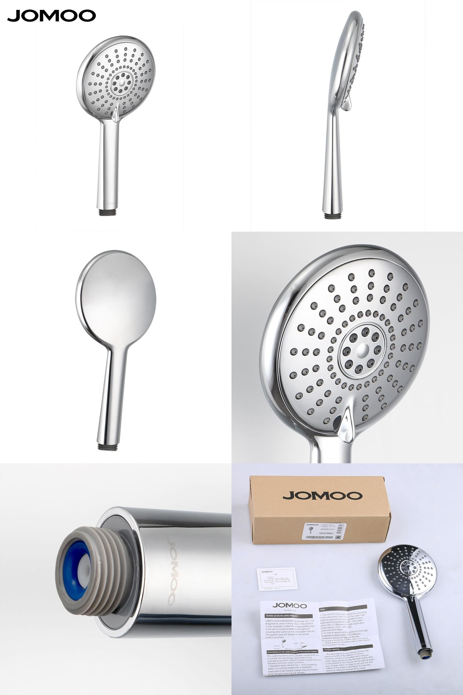 Visit to Buy] JOMOO Multi-function ABS Chrome Plated Shower Head Air ...