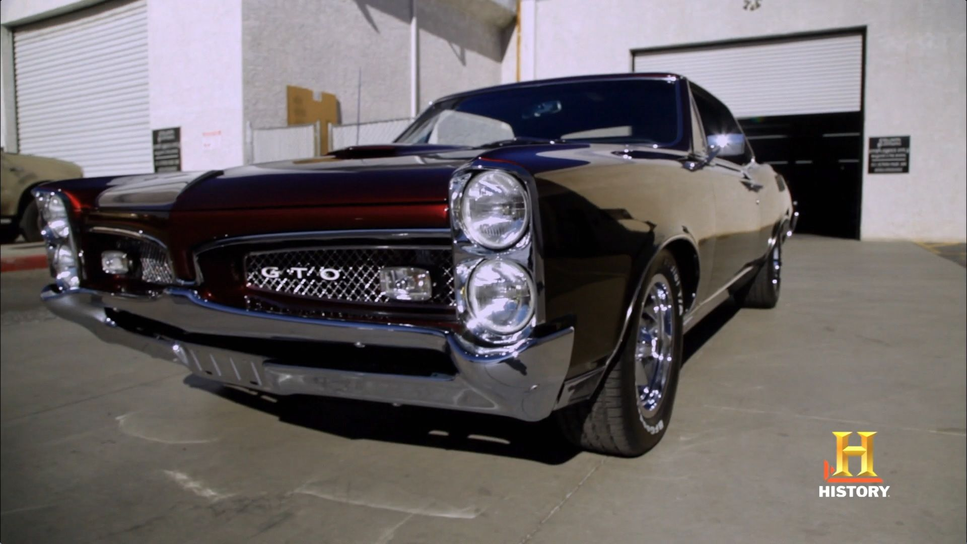 Gto Counts Kustoms On Counting Cars Back Qtr View Counting