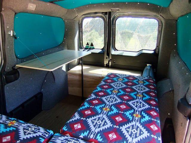 Wayfarer Vans: Ram ProMaster City Campervan Conversion in 25