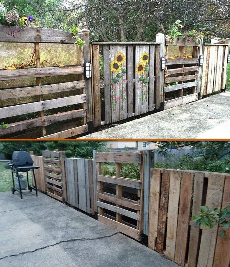Just one more way to recycle pallets wood projects for Ways to recycle wood