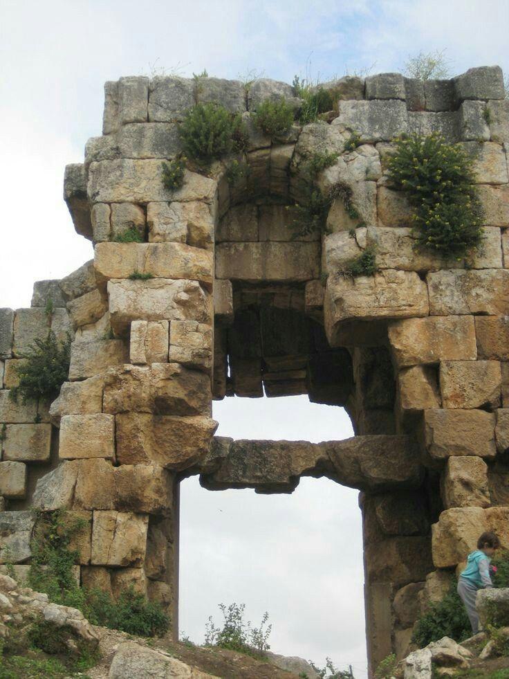 A beautiful Roman Ruin