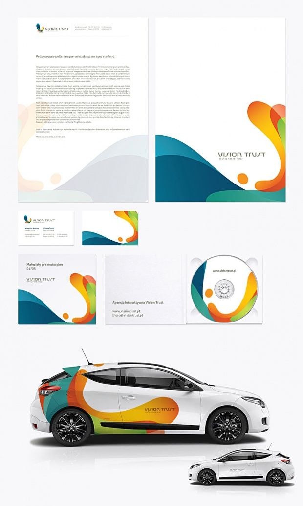 Outstanding Identity Designs Letterhead Design Stationery Design Inspiration Graphic Design Branding