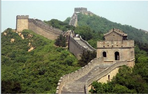 "The Great Wall of China is almost 9000 km long and is the longest in defensive fortification in the world. Its primary task was to defend against invaders from the ""Great Steppe"" (Mongolia, Manchuria, Russia, Kazakhstan, Tajikistan … etc). The wonder of the world was being built by human hand for over 2,000 years. It contains not only a stone fortification, but also natural dam rivers and mountains."