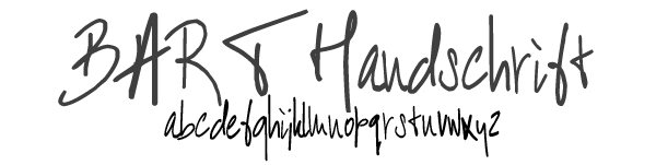 Favorite Free Handwritten Cursive Fonts