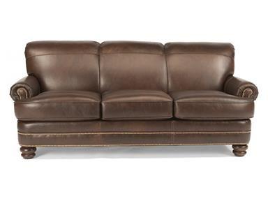 Shop For Flexsteel Leather Sofa, And Other Living Room Sofas At Kiser  Furniture In Abingdon, VA.